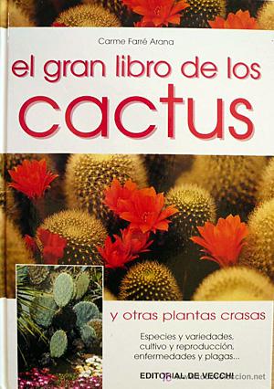 El gran libro de los cactus - Carne Farré Arana